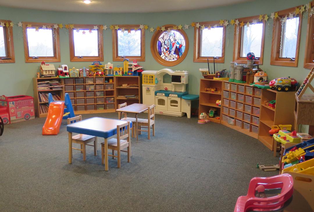 Saint Anne's Nursery