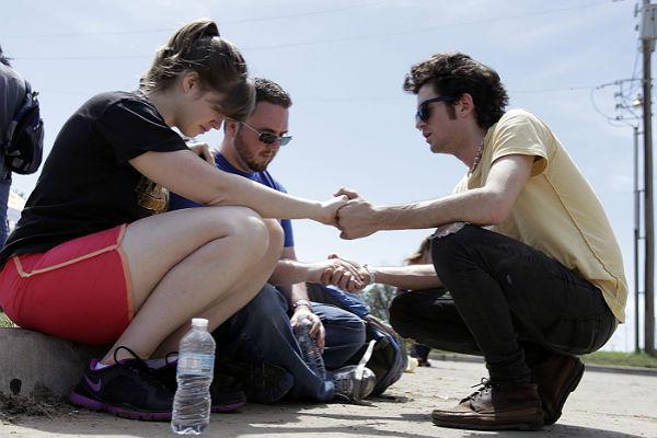 Photo by: AP Photo/Tulsa World, Mike Simons