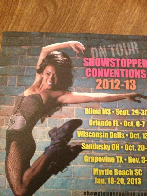 Dance Spirit Magazine Ad