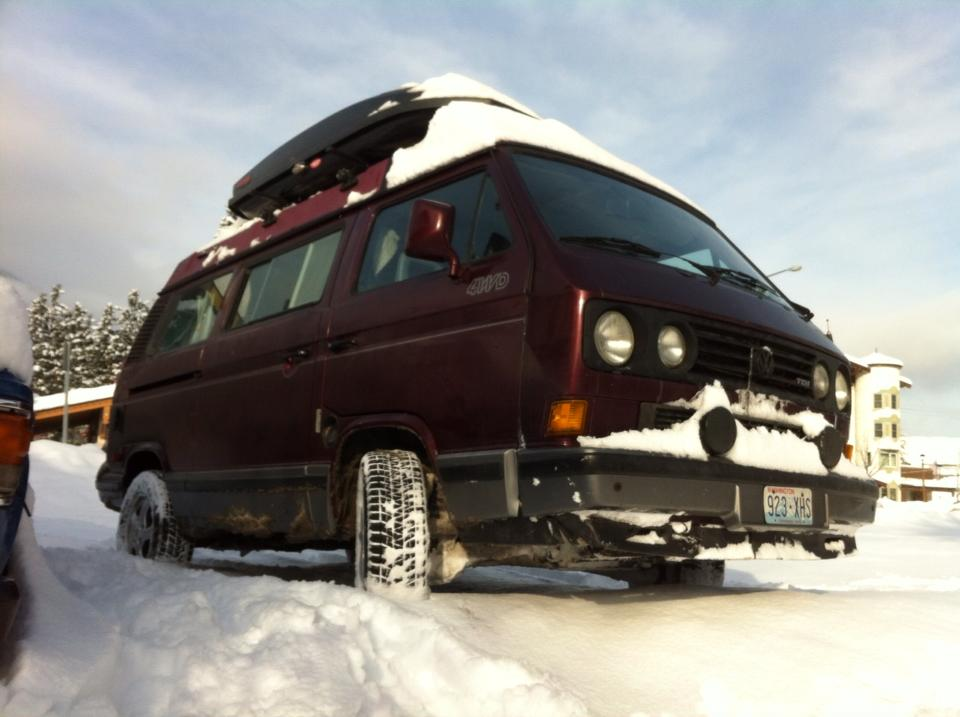 2WD to 4WD Conversions — North Westy