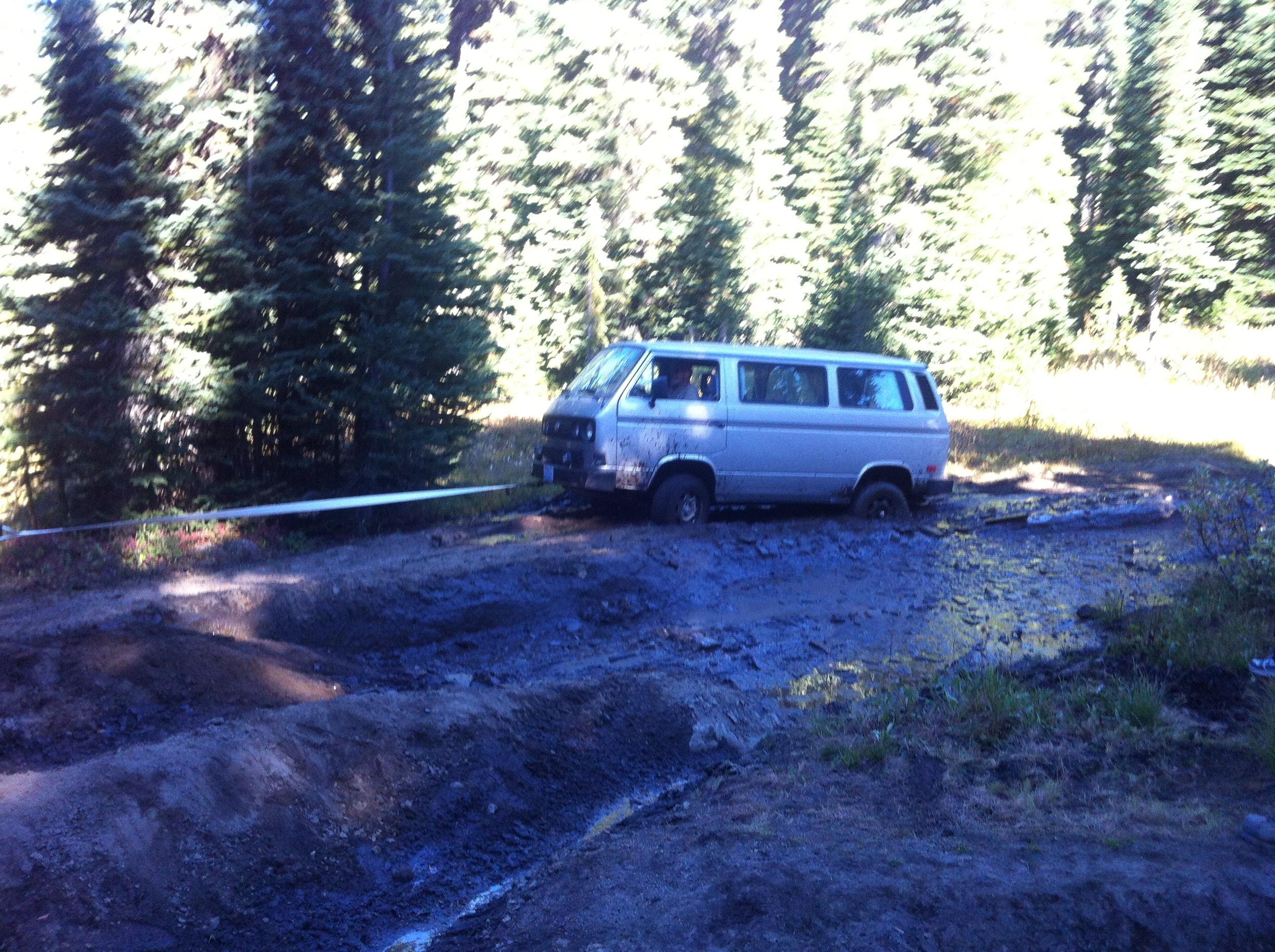 Whipsaw Trail, British Columbia