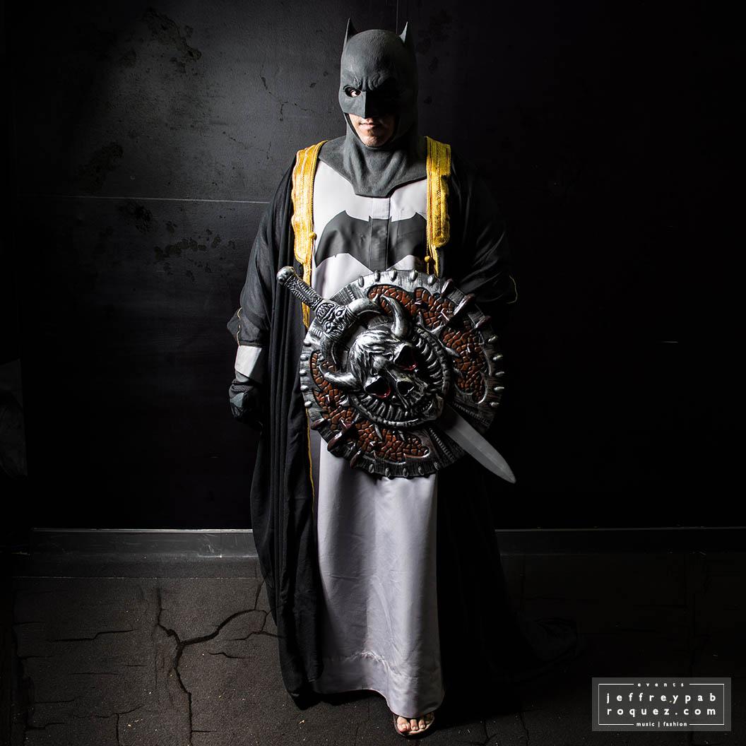 Batman in Kandura | The Dark Knight