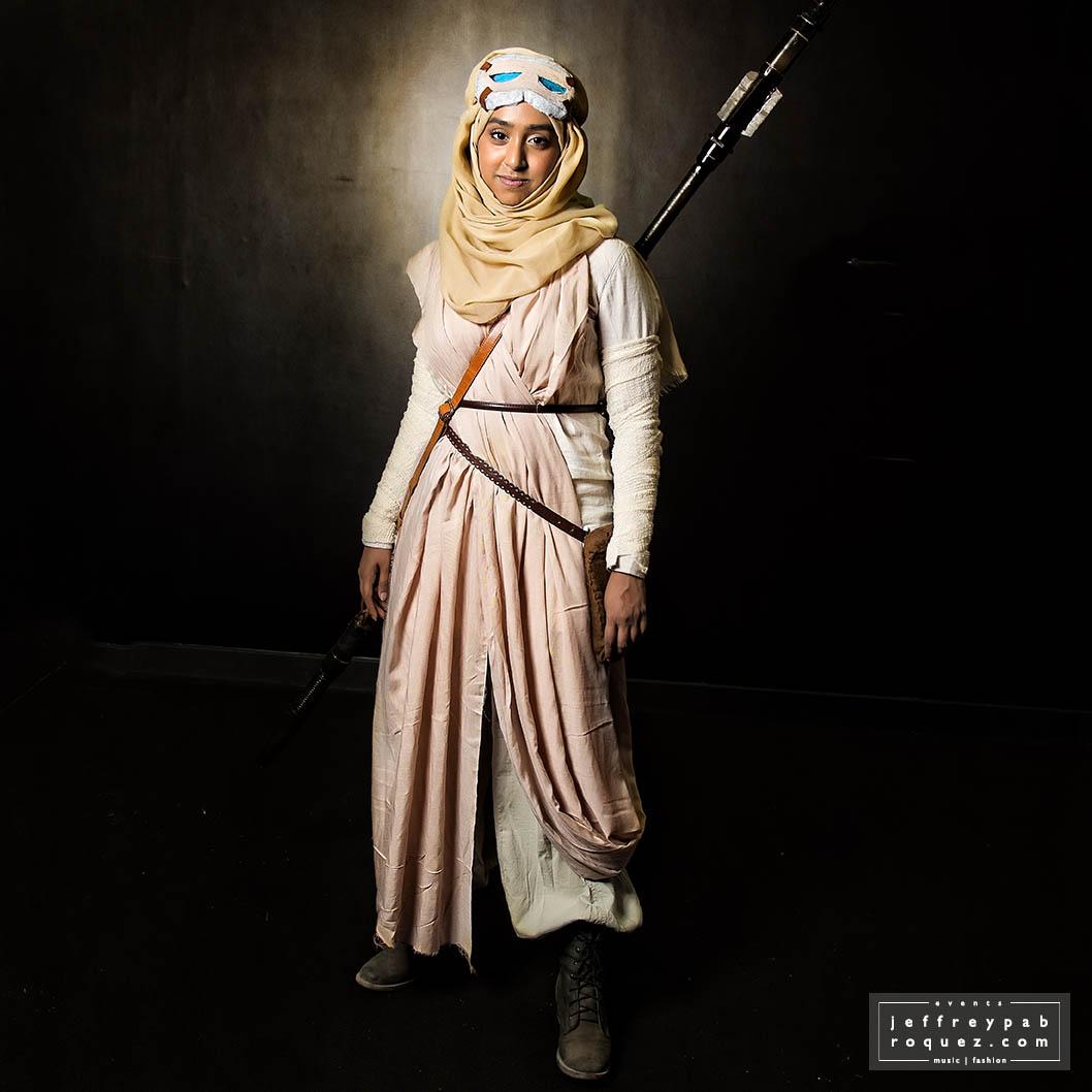 Rey Cosplay | Star Wars
