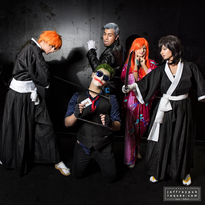 Bleach, DMC, Joker Squad