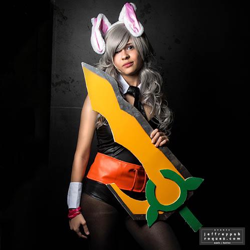 Battle Bunny Riven | League of Legends