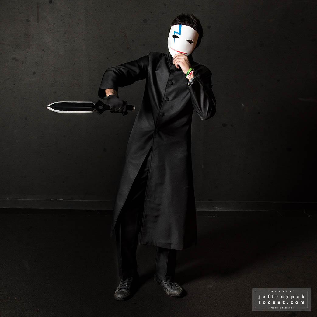 Hei (BK-201) | Darker than Black
