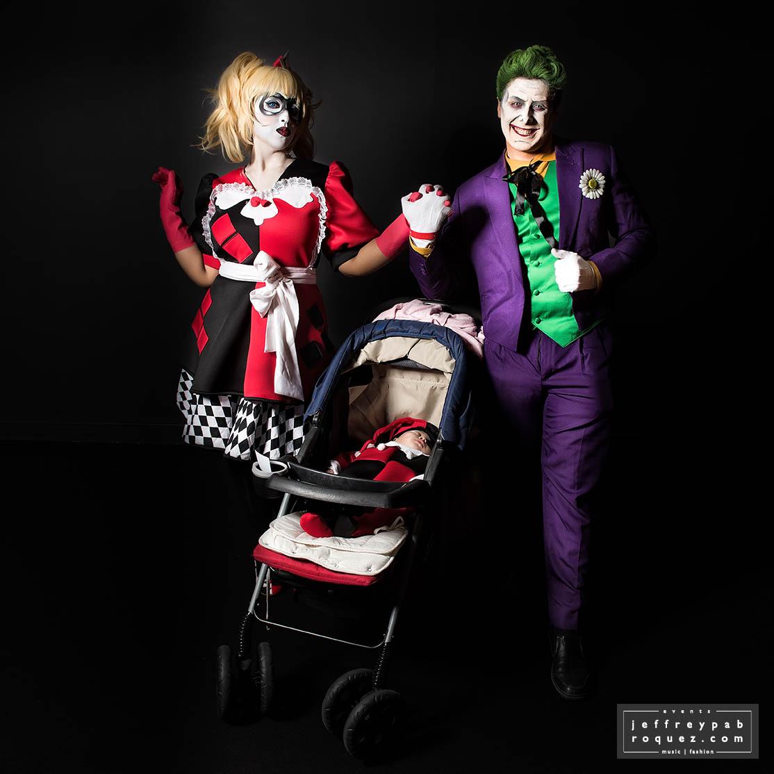 Joker & The Harley Quinns