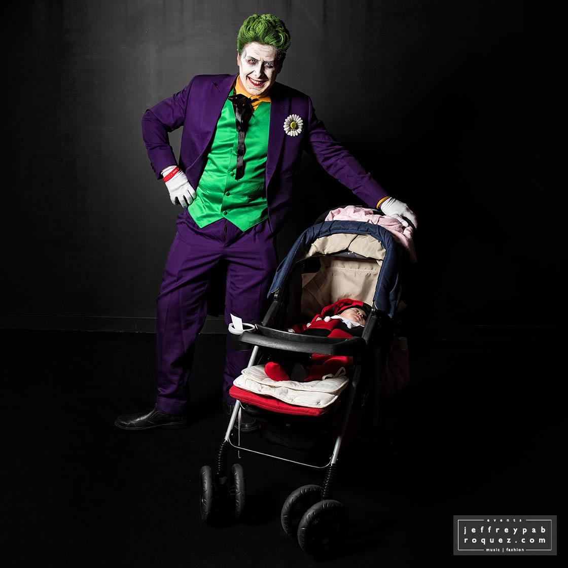 Joker & Baby Harley Quinn