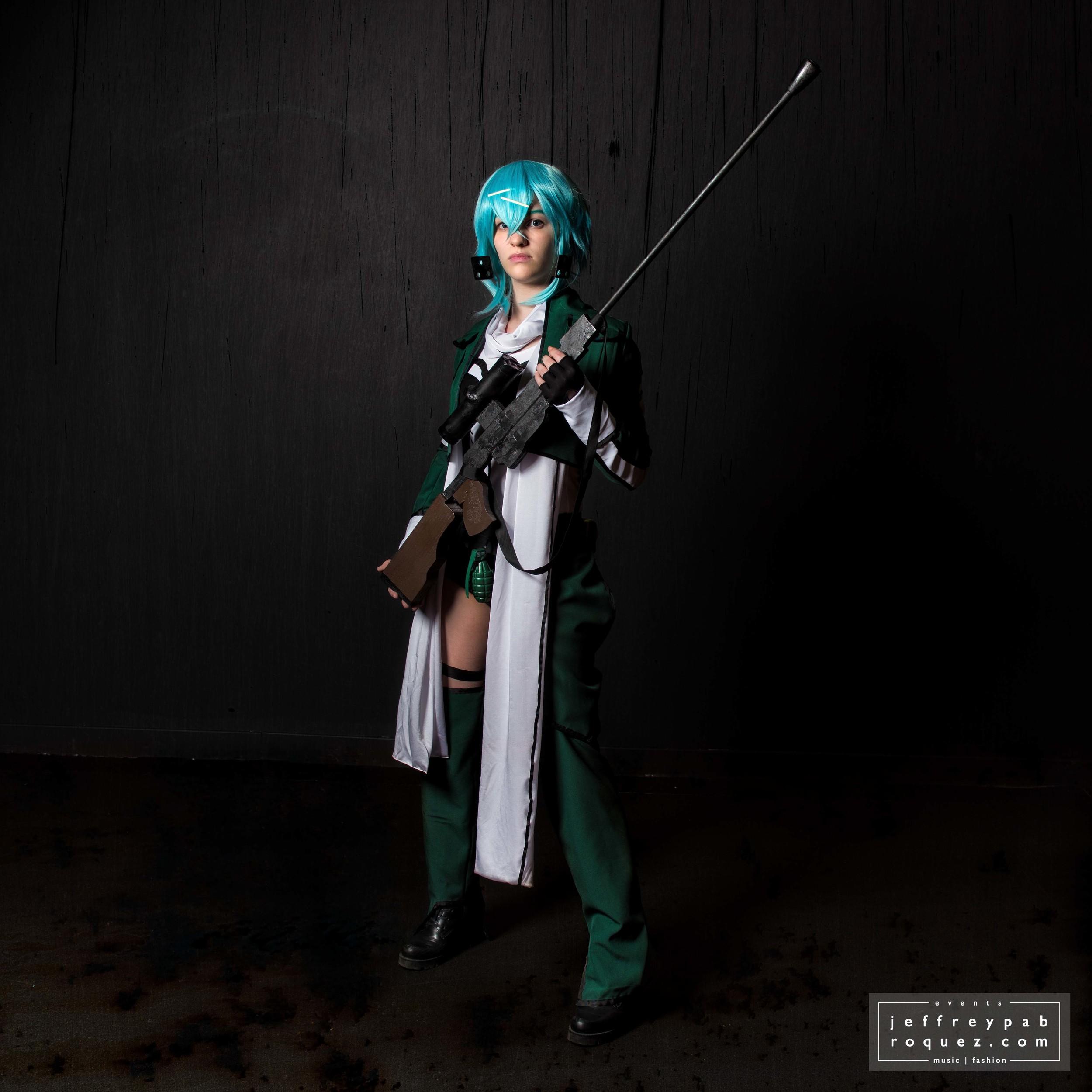 Sinon | Sword Art