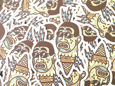 GucciMane Sticker