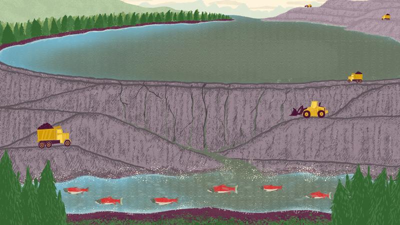 Environment Scene Illustration