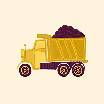 Truck Animation Asset