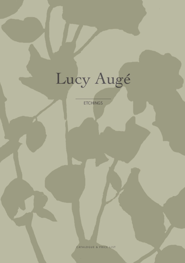 LATEST CATALOGUE: Etchings