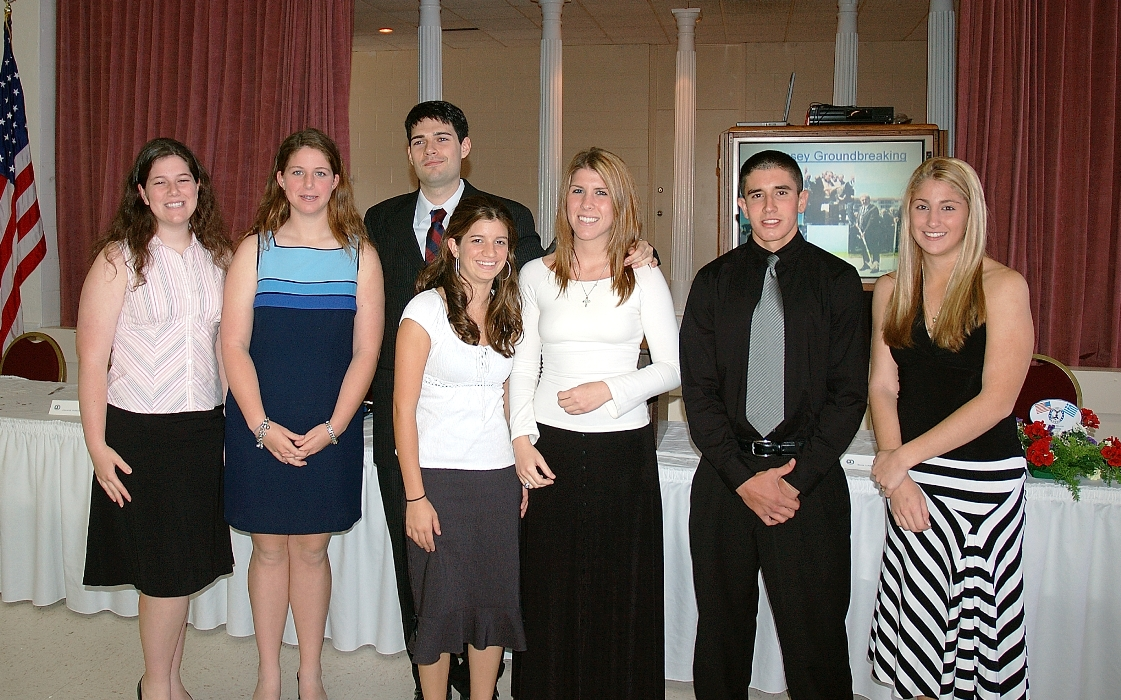 2005 Scholarship Recipients