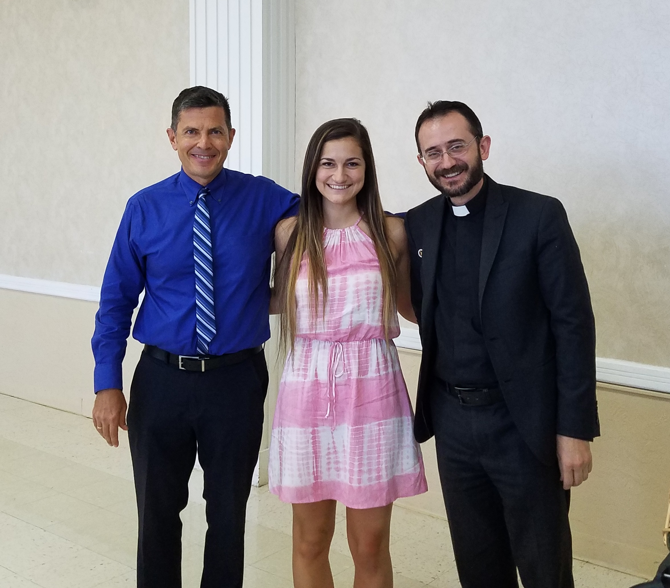 Georgia Paspalakis - 2017 AHEPA Housing Scholarship