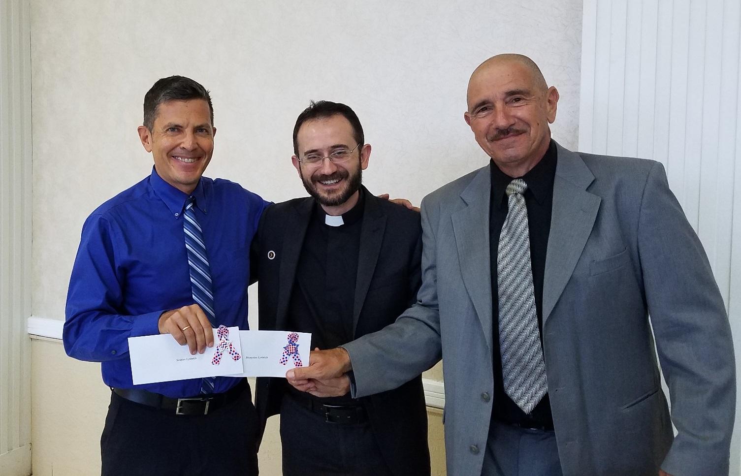 Sotirios & Dionysios Lyrintzis - 2017 Scholarships