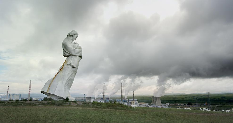 2. Behemoth - dir. Zhao Liang, 2015