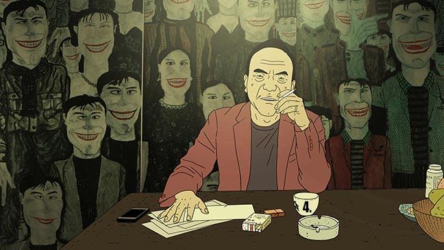 Have A Nice Day (2017) - Dir. Jian Liu