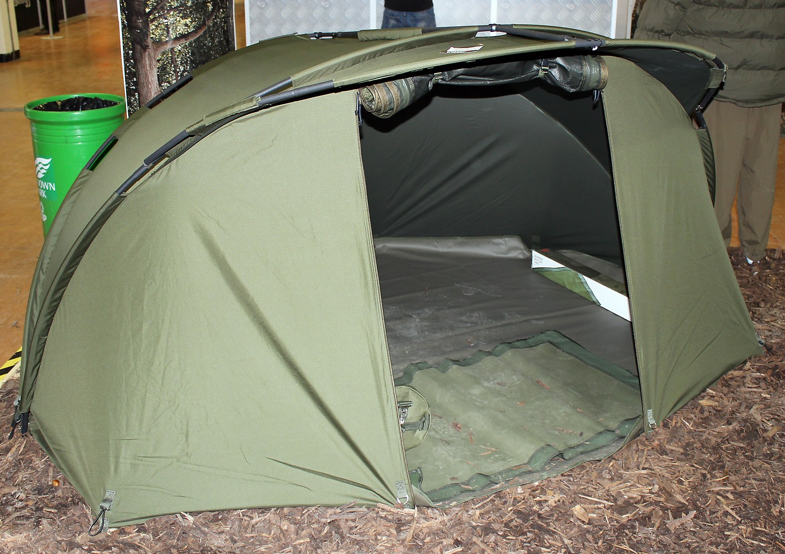 Big enough to live in, Trakker's Cayman Pro Bivvy