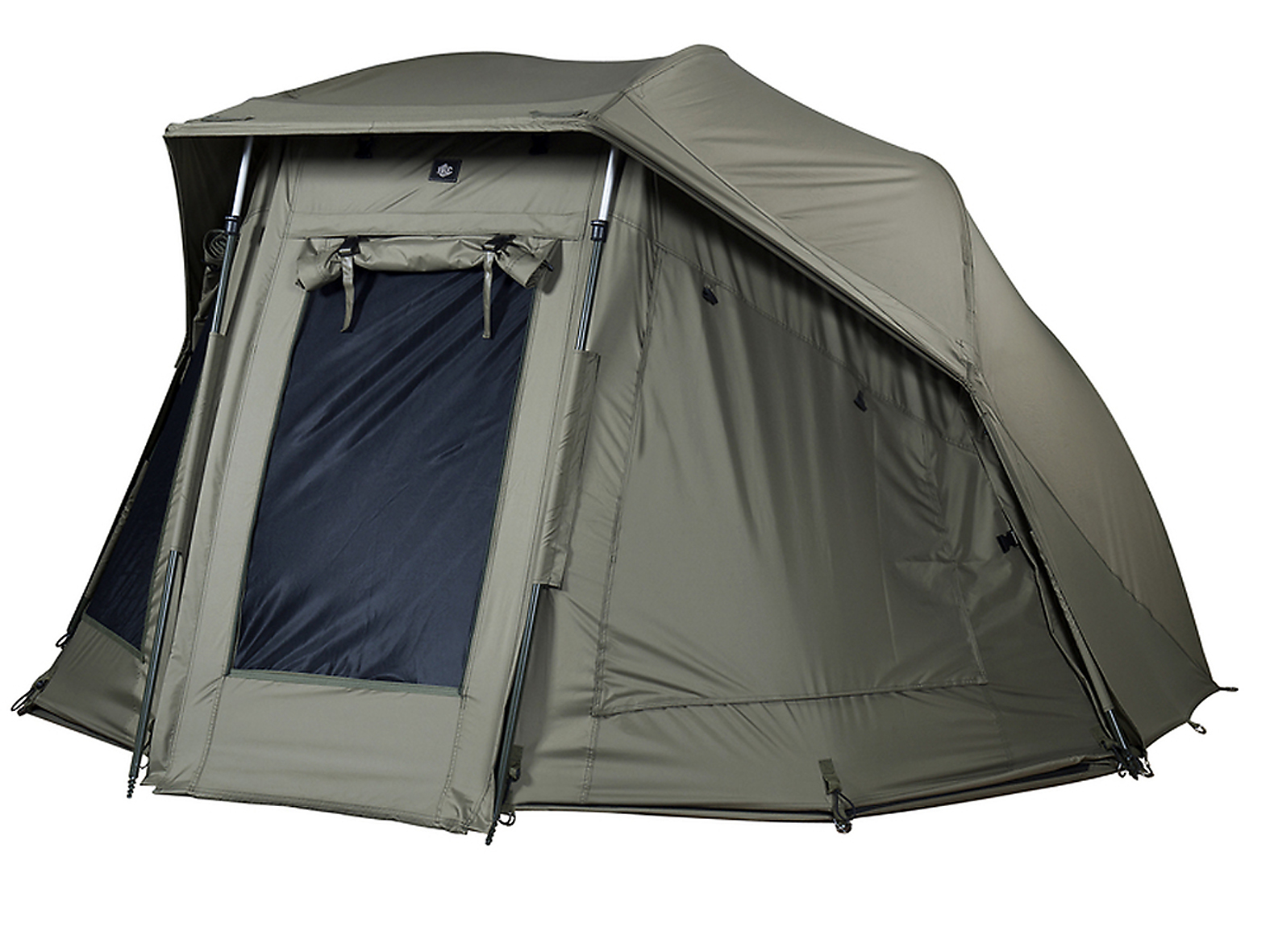 The 'Stealth Mk11' fully enclosed and ready for any weather situation