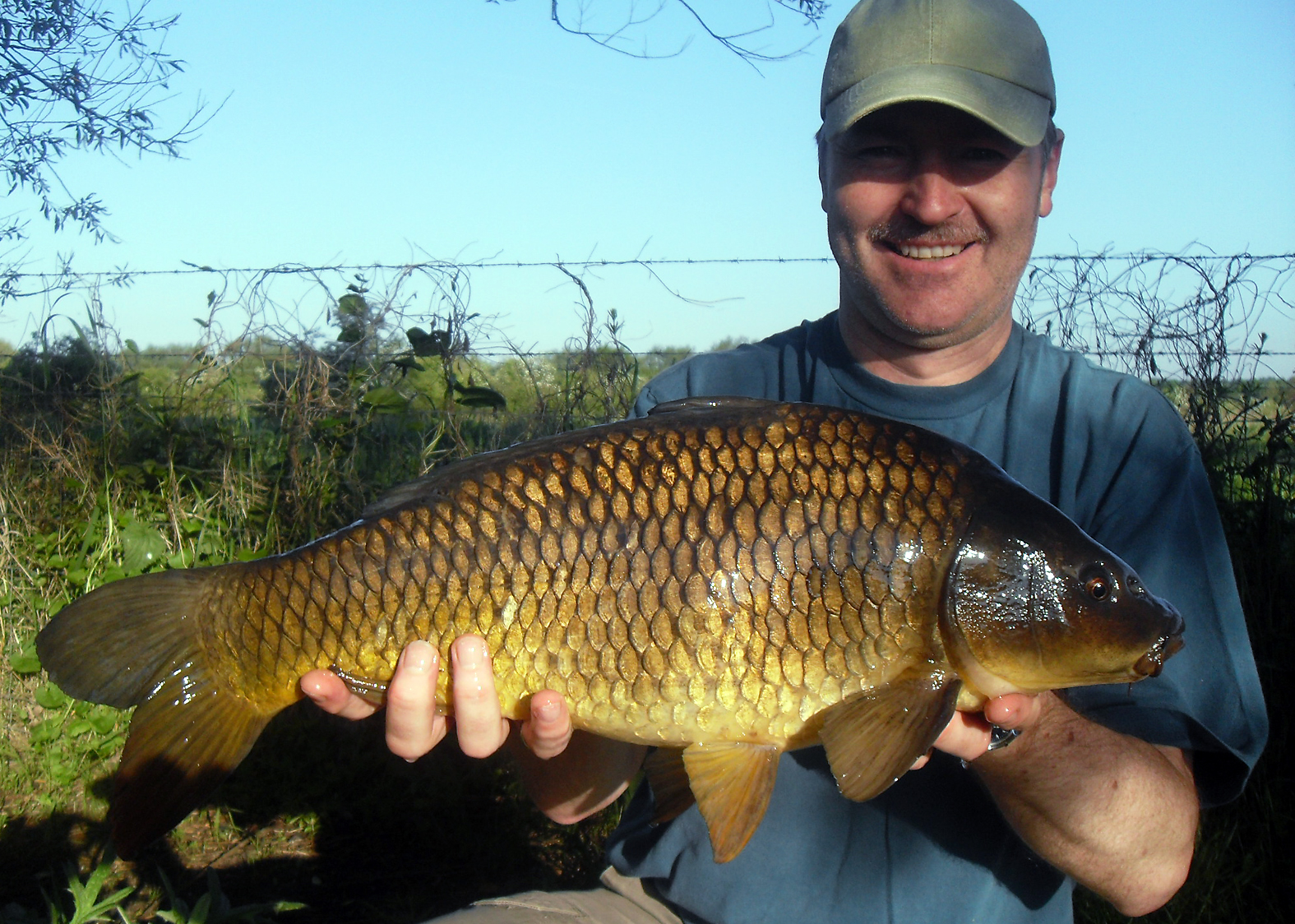 No2 landed, and this time its a small common