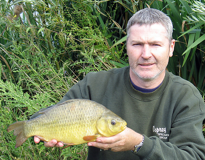 These cracking fish fight well for their size, especially on a light float set-up