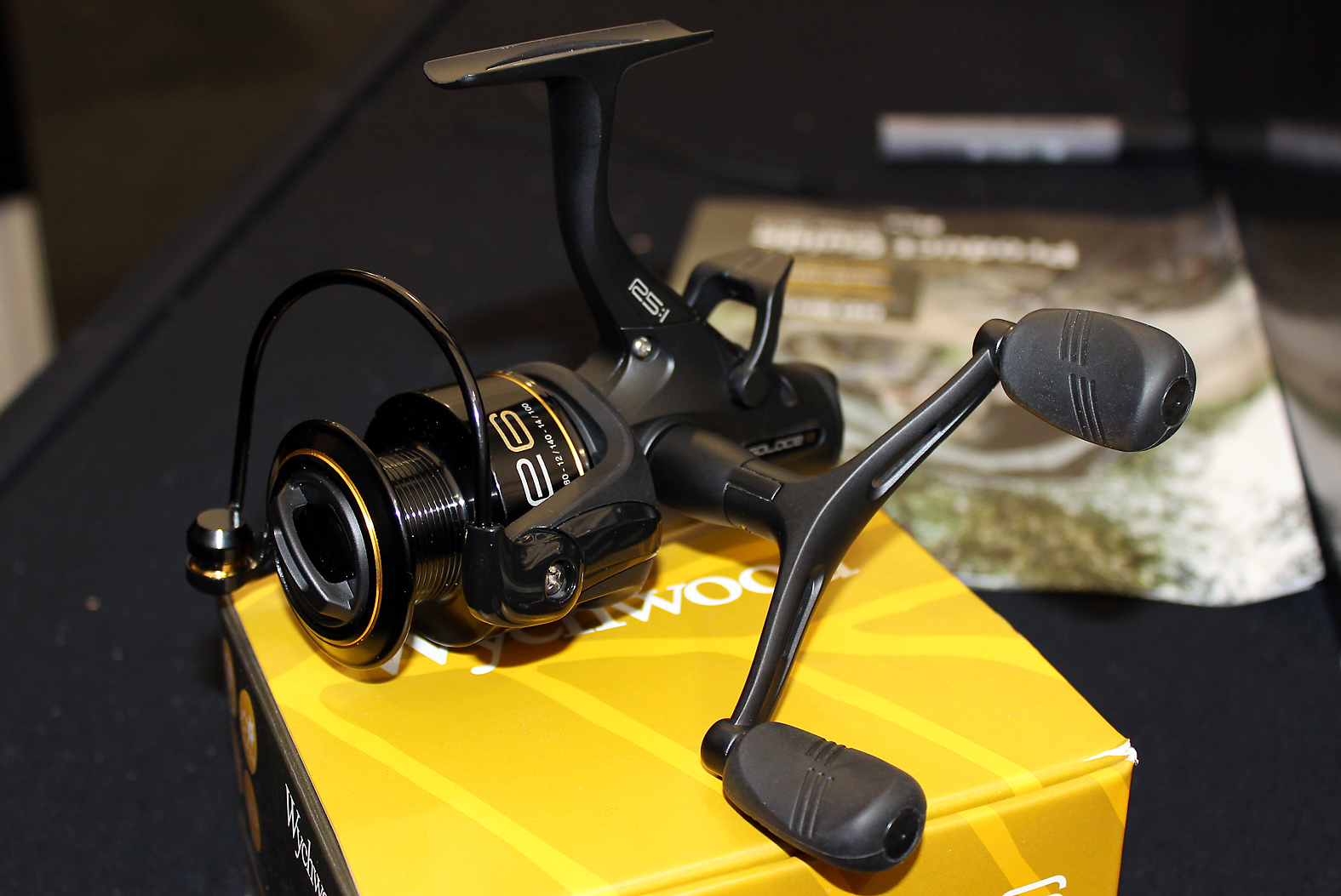 Wychwood's Solace 6 reel, new options for the specialist angler perhaps?