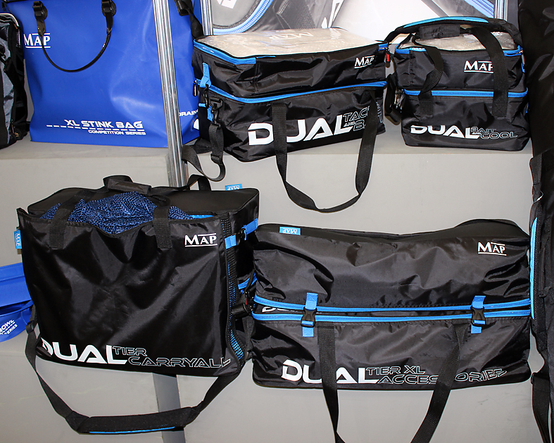 The Dual Storage range from MAP