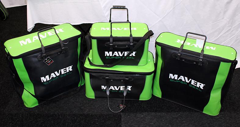 Maver's Super Seal EVA luggage