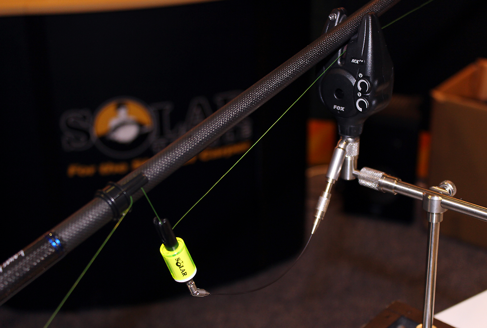 Stunning, the new Titanium Indicator System from Solar Tackle