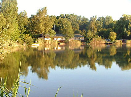 The Angling Projects centre near Wraysbury
