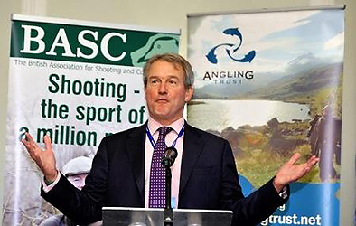 Owen Paterson MP, Secretary of State for Environment, Food and Rural Affairs