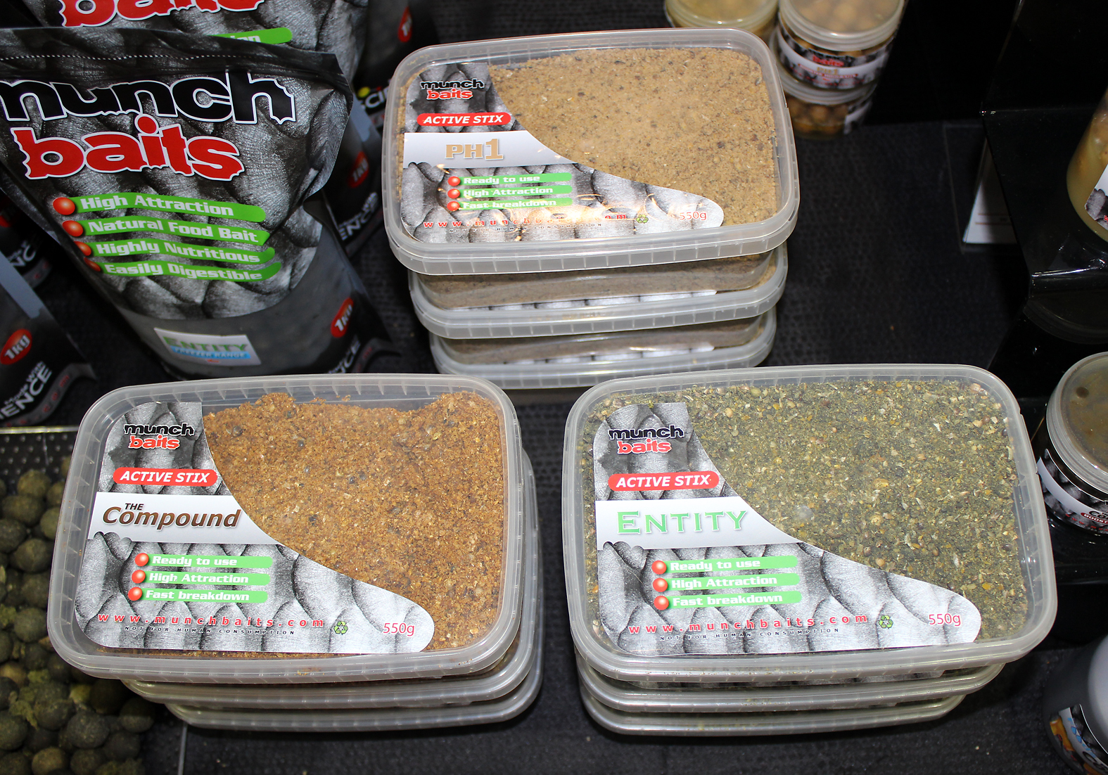 Covering all bases, Munch Baits latest stick mix range
