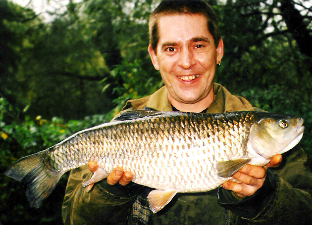 A Lea '7' from Gary, caught a few years ago now!