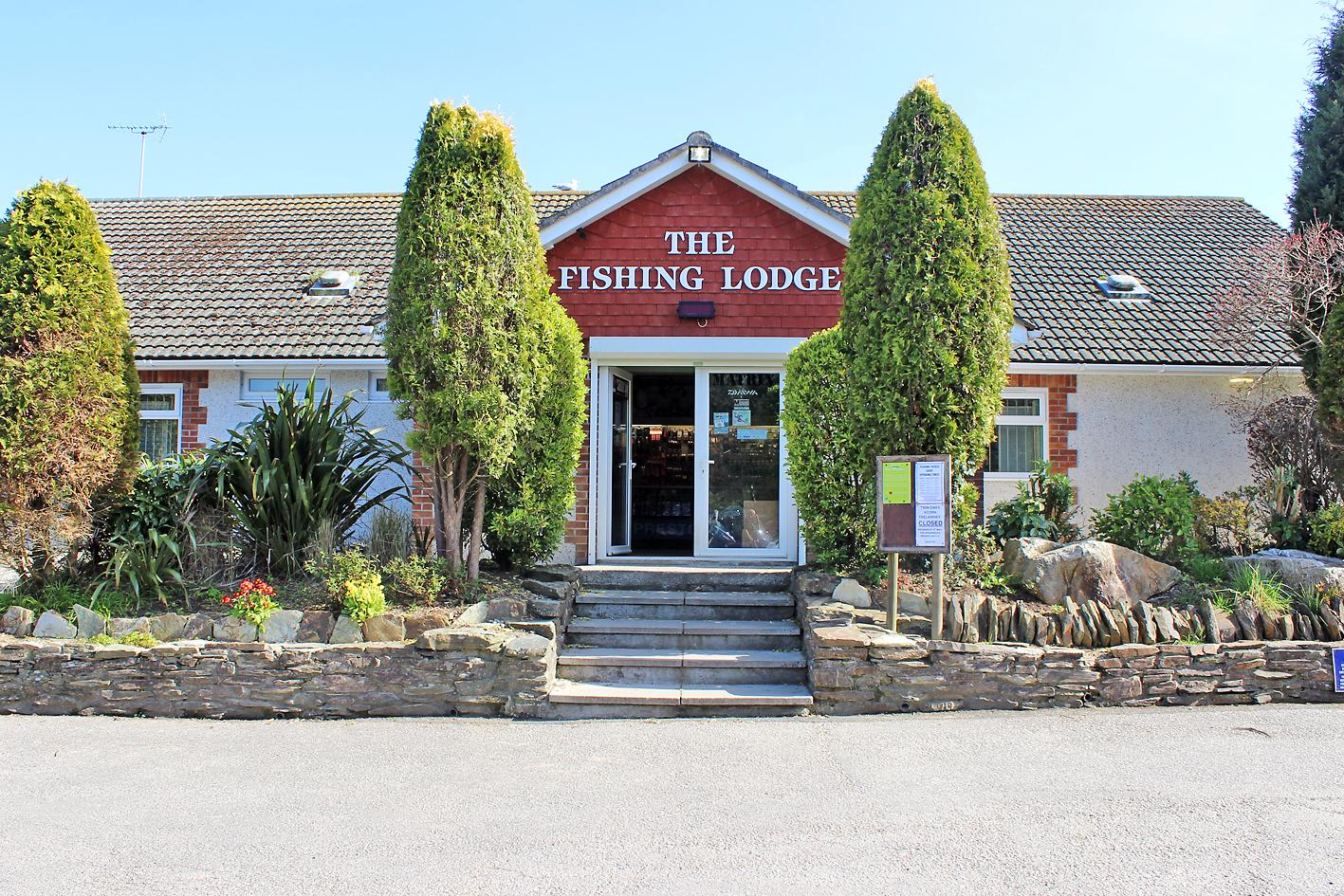 White Acres fishing lodge