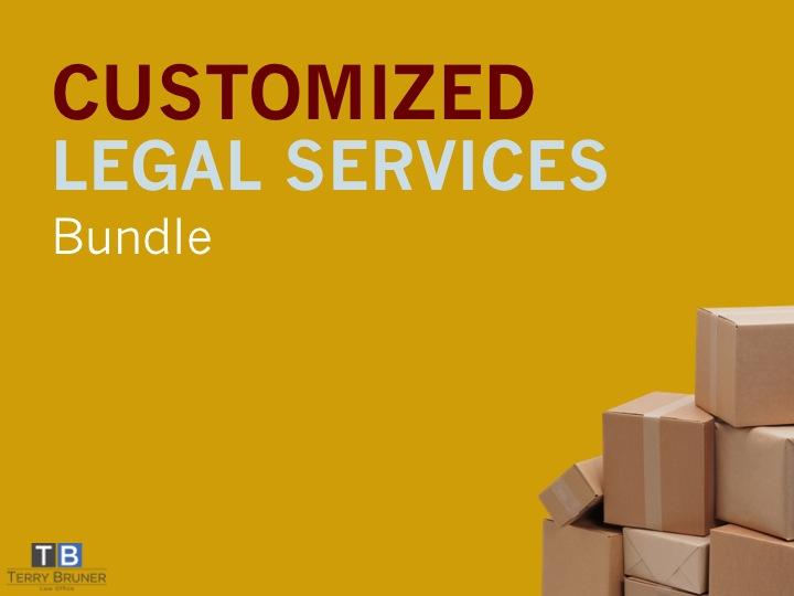 Customized Legal Services Bundle