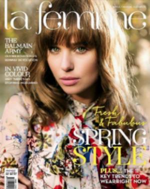 Femme Magazine November 2015 - N 269