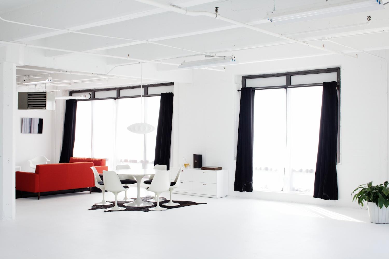 Studio DWP - a rental daylight photo studio