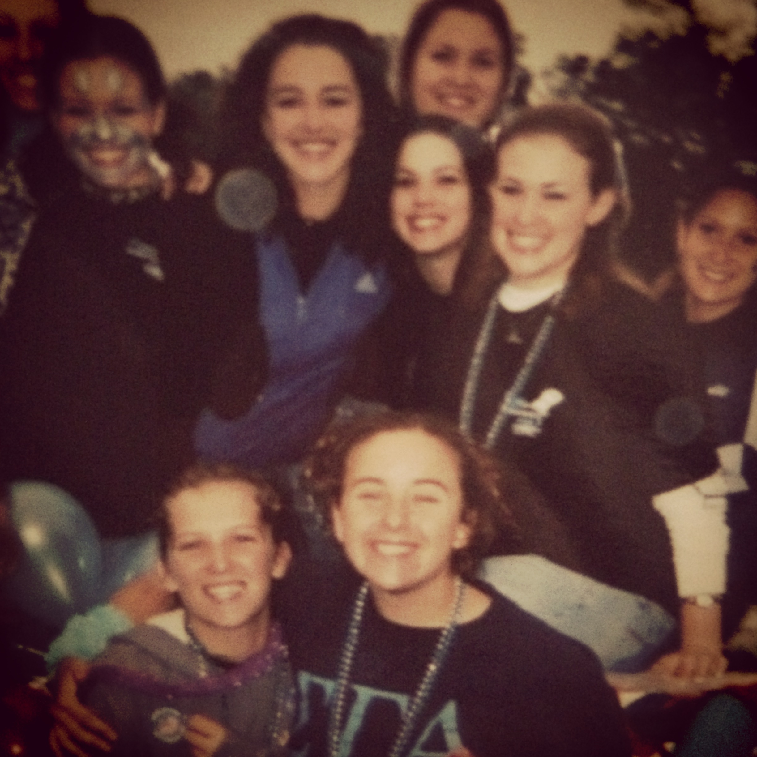 #tbt Senior Year Student Government - 2002 Homecoming Parade Float