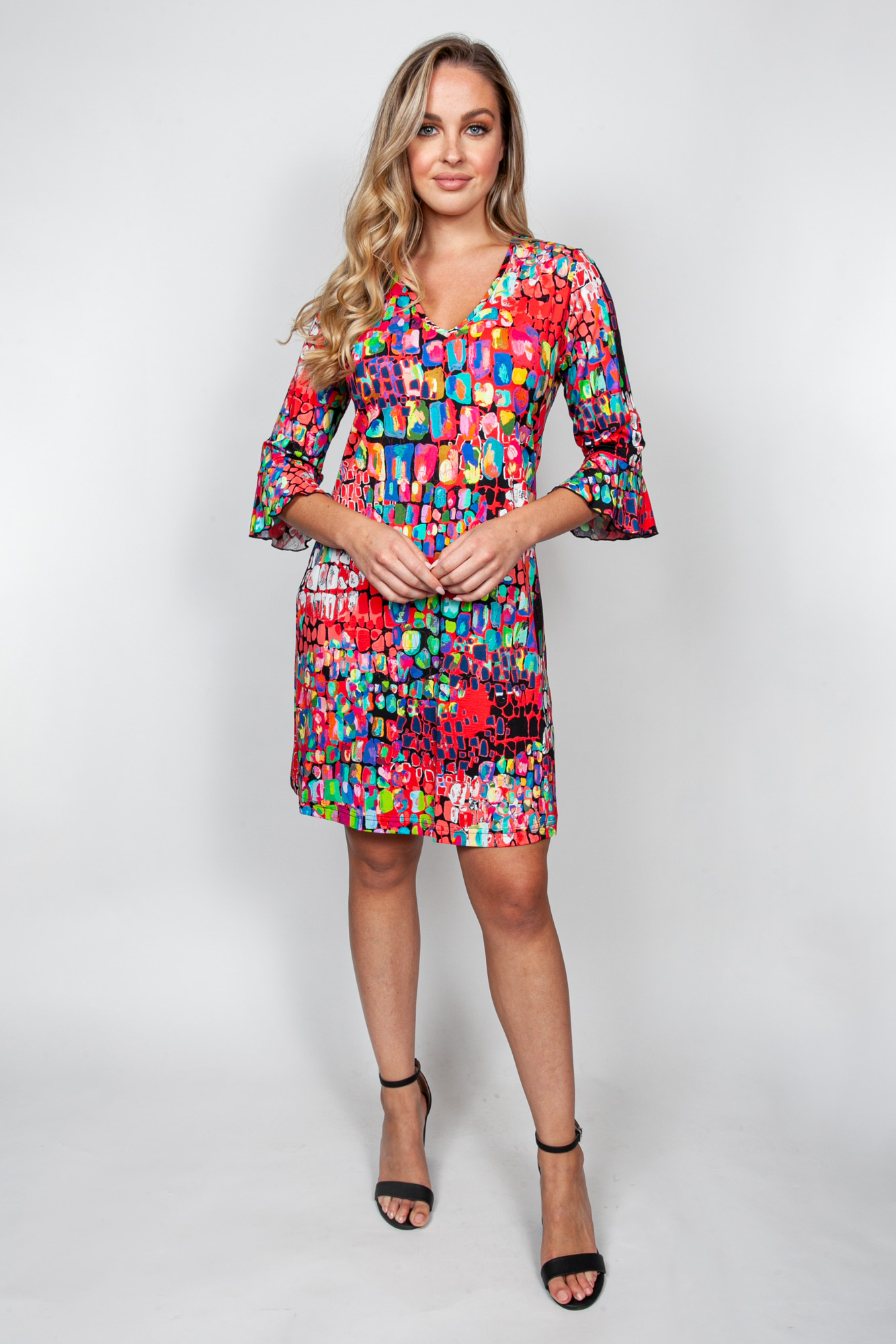 Style # 44516-20, p 7 Viscose Prints Print: Gems + 4 others