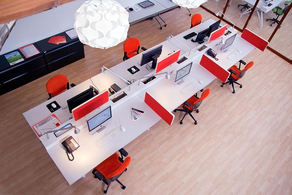 EYHOV Desk System 6 SIngle
