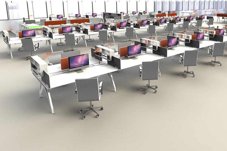 EYHOV Case Study Workstations