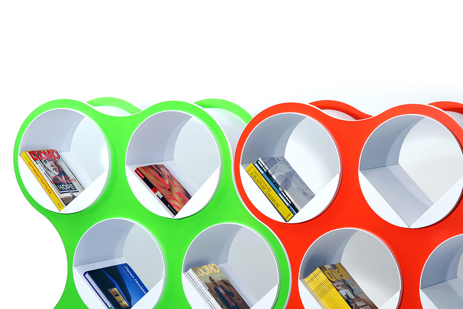 BOLLA: Storage Done Differently Modern Shelving