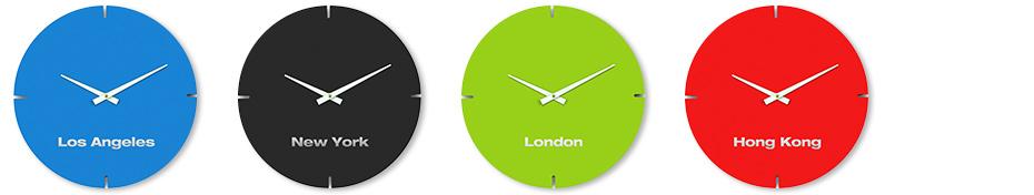 BOLLA Clock International Set