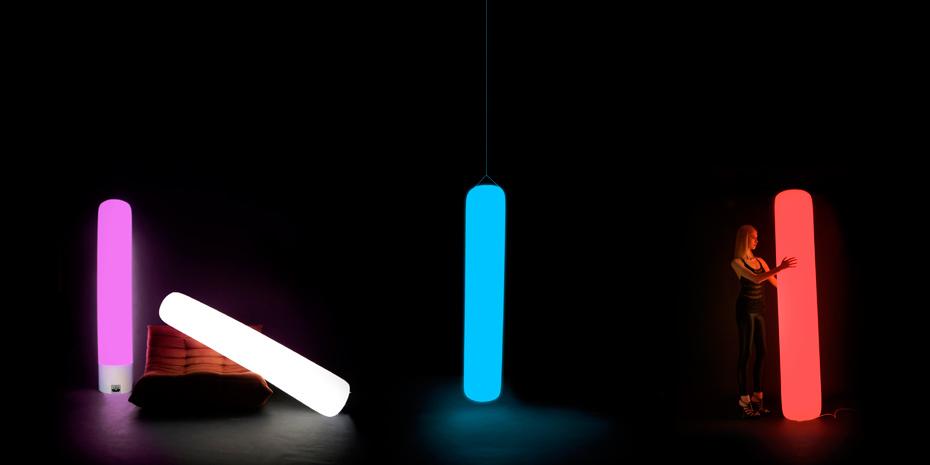 SUPERNOVA Stand Lean Hang Hug LED Large Light