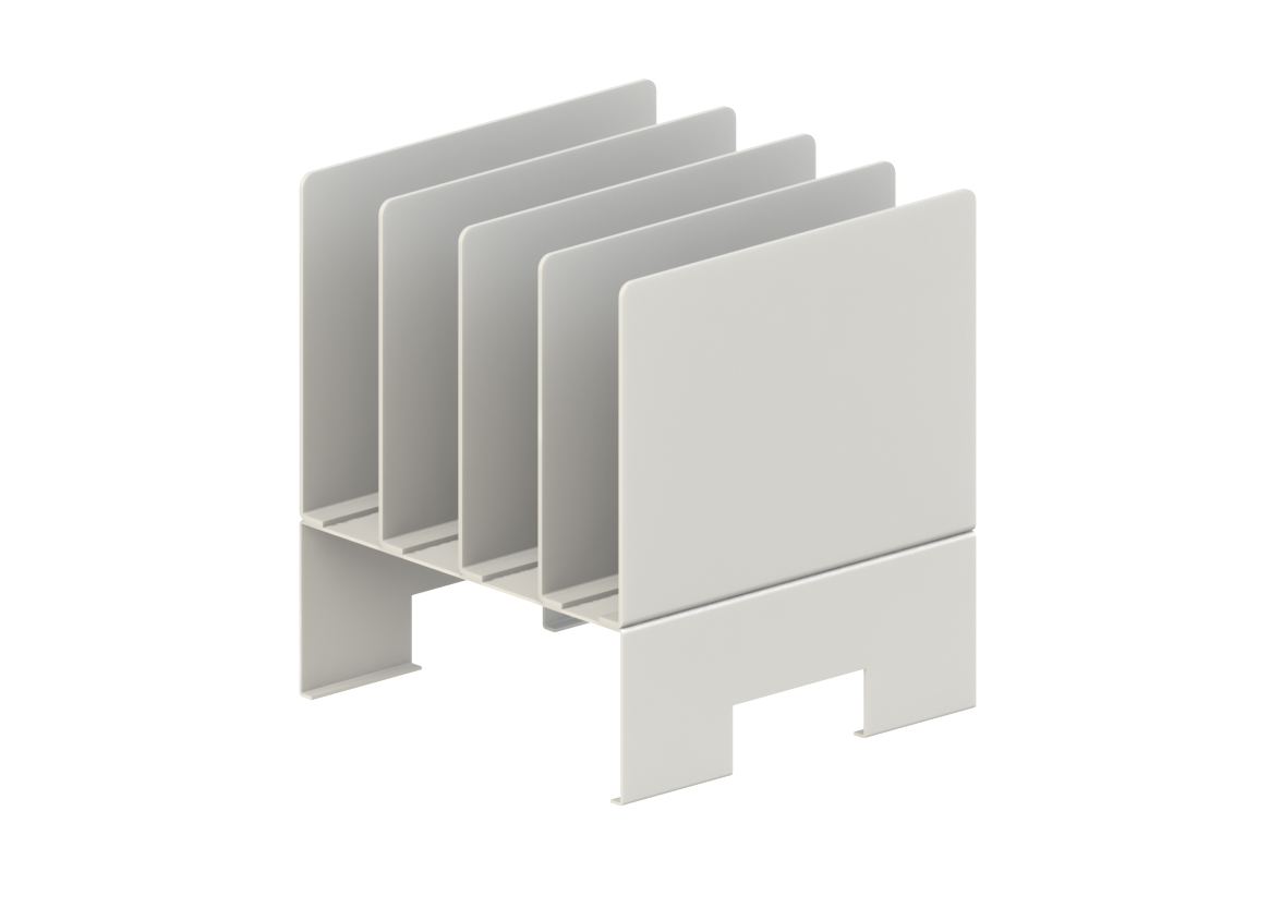 File Organizer mounts on desktop