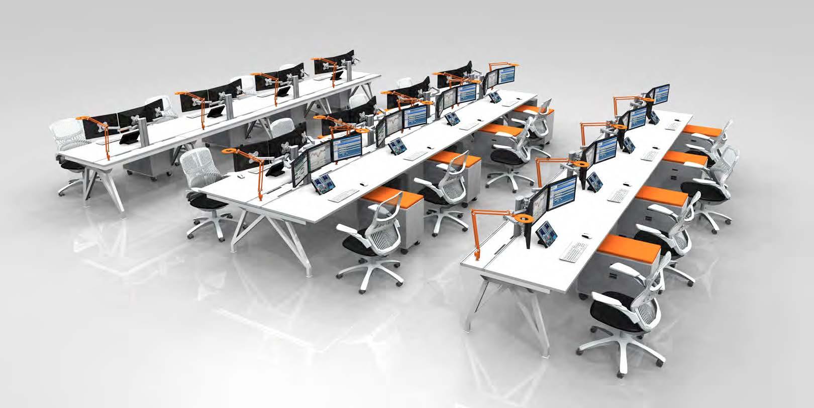 Trading Desk configuratoin