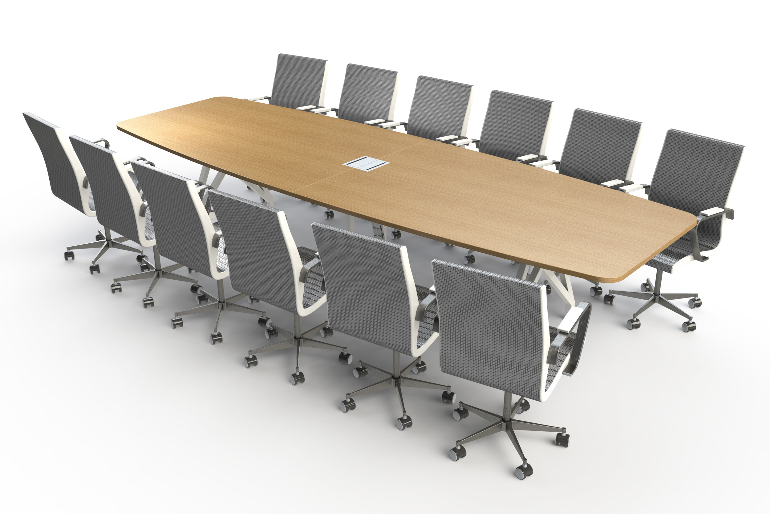 Kayak Conference Table