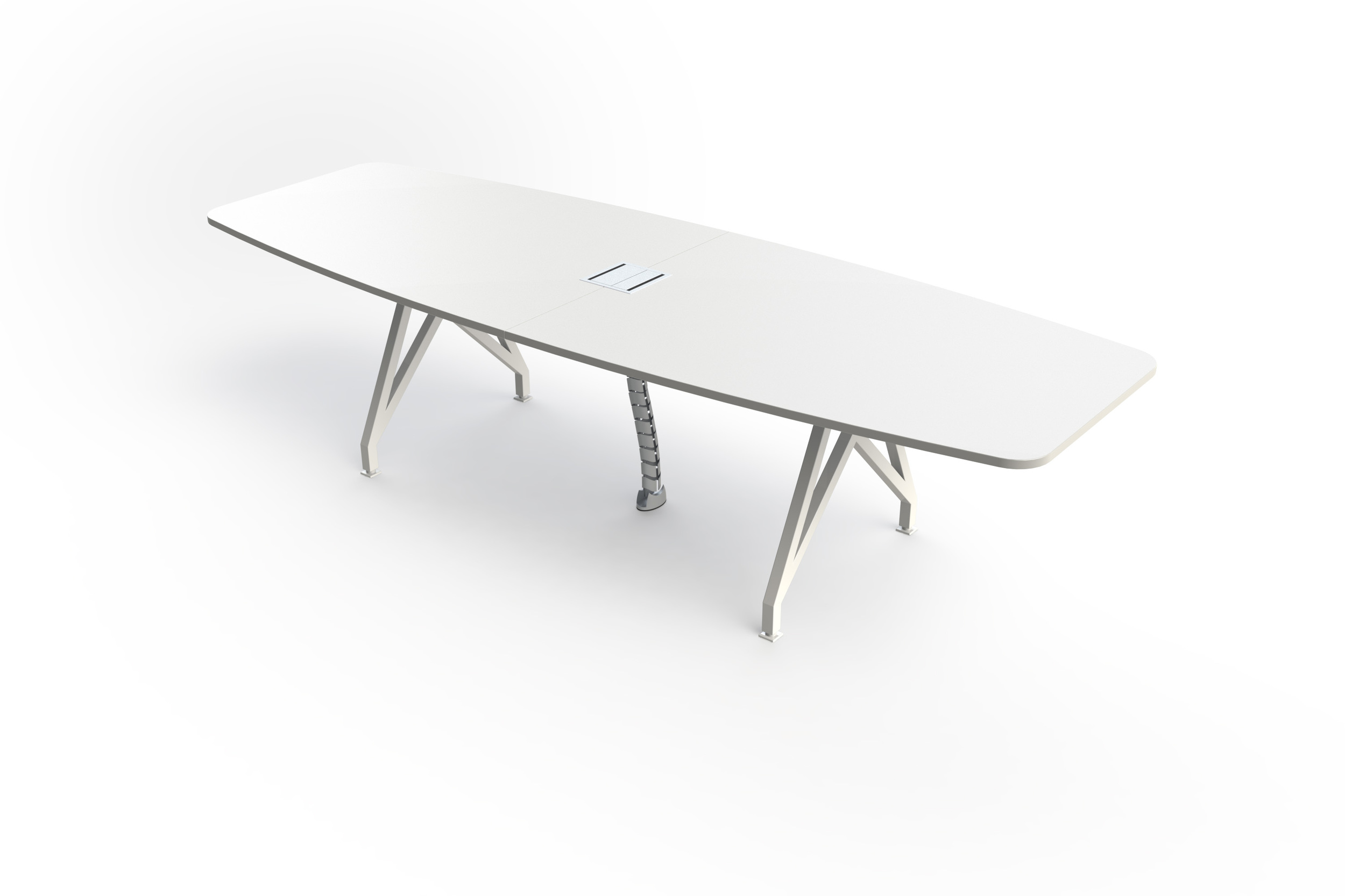 Kayak Conference Table White
