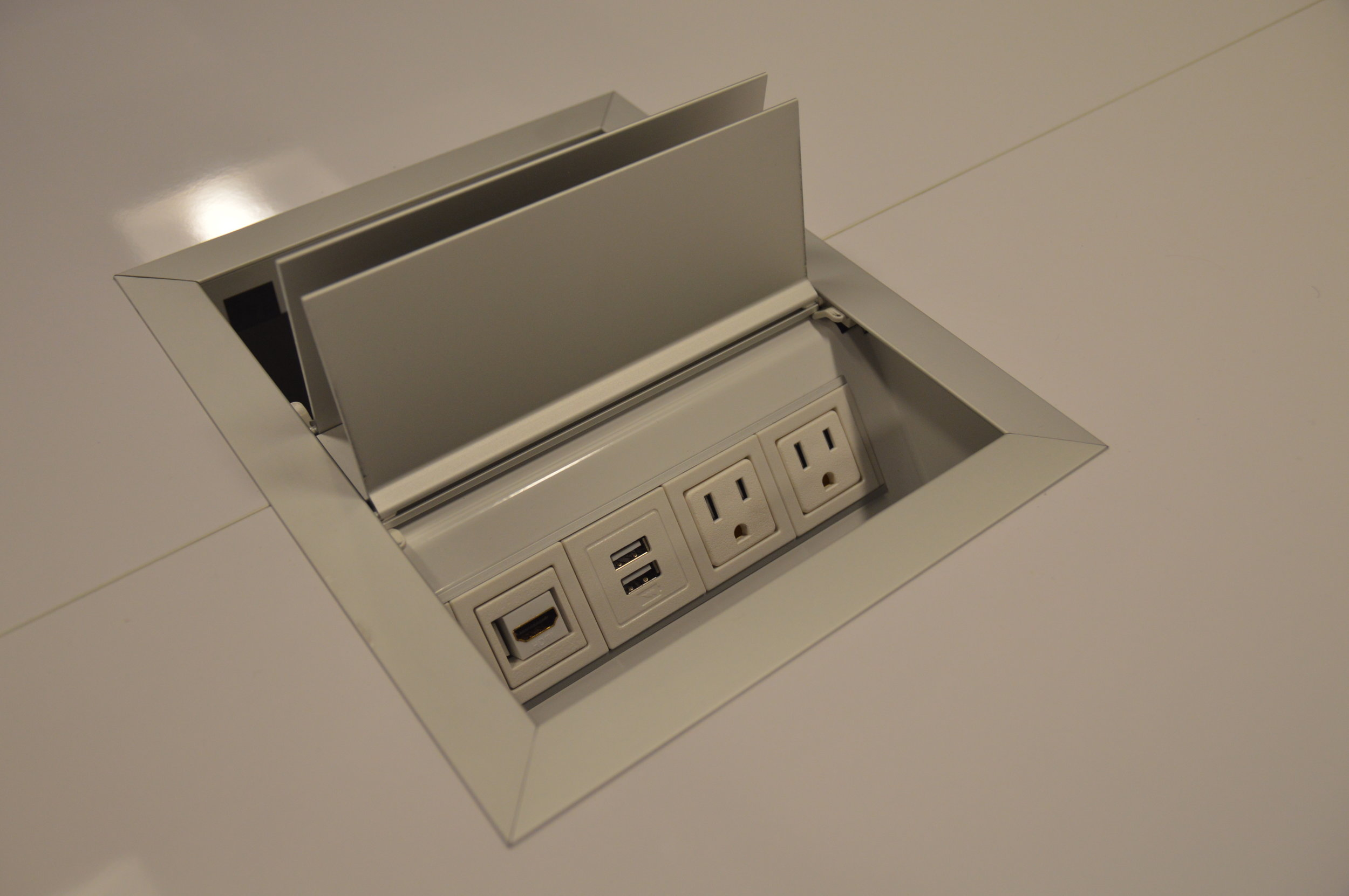 surface mounted electrical kit